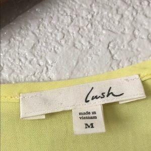 Lush Tops - Lush lace top